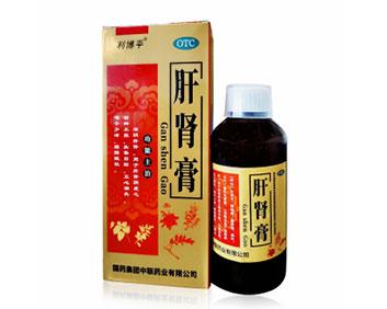 利博平-肝肾膏