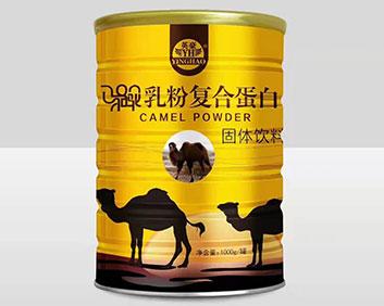 英豪乳粉复合蛋白固体饮料