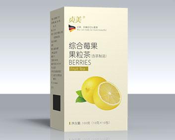 柠檬花草茶袋泡茶出口美白茶可提供定制加工