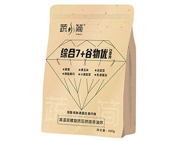 疏简 综合7+谷物优D型片