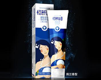 恒舒达牙膏(佩兰香型)