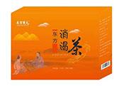 东方消渴茶